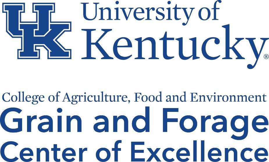 UK Grain and Forage Center of Excellence Logo